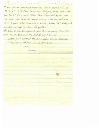 1988 02.08 Mom letter pt.2