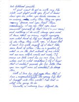 1993 12.30 Mom letter to Danielle and Walter pt.4